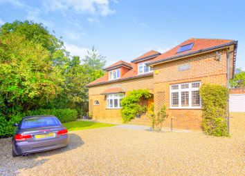 Thumbnail 4 bed detached house for sale in Bittams Lane, Chertsey