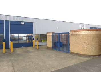Thumbnail Warehouse to let in Stapledon Road, Orton Southgate, Peterborough