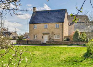 Thumbnail 4 bed detached house for sale in Winstone Gardens, Cirencester