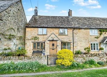 Thumbnail 3 bed end terrace house for sale in Post Office Row, Little Compton, Moreton In Marsh, Gloucestershire