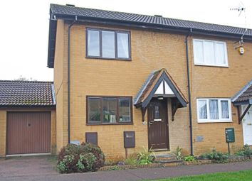 Thumbnail 2 bed end terrace house for sale in Sullivan Crescent, Browns Wood, Milton Keynes