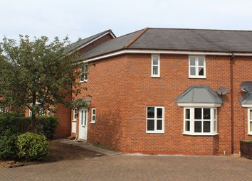Thumbnail 3 bed mews house to rent in Golden Hill, Wychwood Village, Weston, Crewe, Cheshire