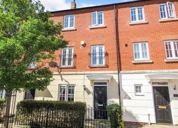Thumbnail 4 bed terraced house for sale in Banks Court, Eynesbury, St. Neots