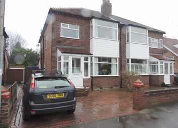 Thumbnail 4 bed semi-detached house for sale in Babbacombe Road, Offerton, Stockport