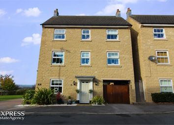 Thumbnail 4 bed detached house for sale in Springfield Court, Liversedge, West Yorkshire
