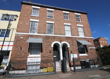 Thumbnail 4 bed flat to rent in Upper Northgate Street, Chester
