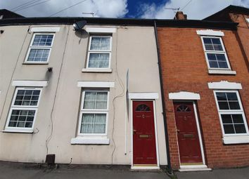 Thumbnail Terraced house to rent in Wellington Street, Burton-On-Trent