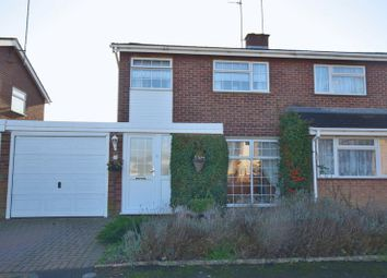 Thumbnail 4 bed semi-detached house for sale in Frensham Drive, Bletchley, Milton Keynes
