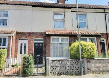 Thumbnail 2 bed terraced house for sale in Vincent Road, Norwich