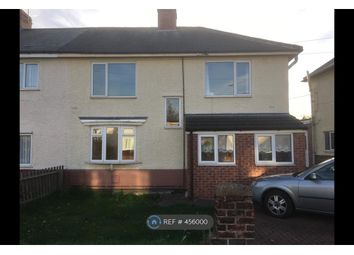 Thumbnail 3 bed semi-detached house to rent in Firbeck Crescent, Worksop