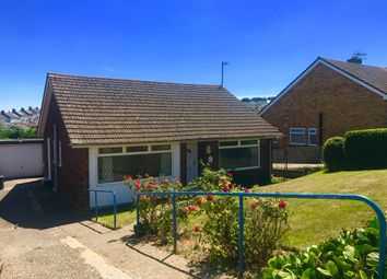 Thumbnail 3 bed detached bungalow for sale in Valley Close, Newhaven