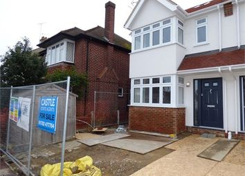 Thumbnail 4 bed semi-detached house for sale in Bridgewater Drive, Westcliff On Sea