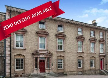 Thumbnail 2 bedroom flat to rent in St. Michaels Close, Northgate Street, Bury St. Edmunds
