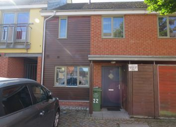 Thumbnail 2 bedroom terraced house for sale in The Portway, King's Lynn