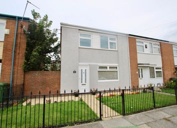 Thumbnail 3 bed end terrace house for sale in Condron Road South, Liverpool