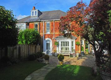 Thumbnail 4 bed semi-detached house to rent in Brockenhurst, Hampshire