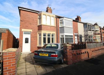 Thumbnail 2 bed terraced house for sale in Quernmore Avenue, Blackpool, Lancashire