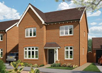 "Thumbnail 4 bed detached house for sale in ""The Aspen"" at Newington Road, Stadhampton, Oxford"