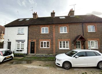 Thumbnail 2 bed terraced house to rent in Ansell Road, Dorking, Surrey
