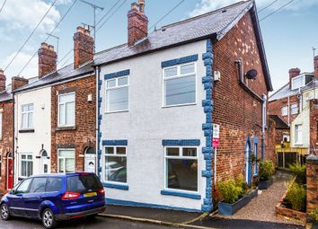 Thumbnail 4 bed terraced house for sale in Bridby Street, Woodhouse, Sheffield