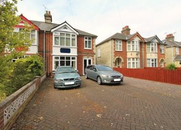 Thumbnail 3 bed semi-detached house to rent in Nacton Road, Ipswich