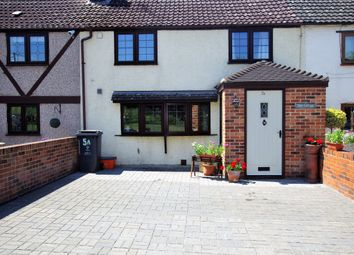 3 bed terraced house for sale in Elcombe, Wroughton, Swindon SN4