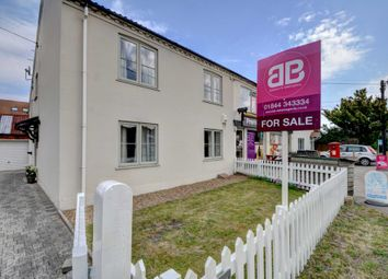 3 bed semi-detached house for sale in Thame Road, Longwick, Princes Risborough HP27