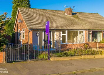 Thumbnail 2 bedroom semi-detached bungalow to rent in Calow Drive, Leigh, Lancashire