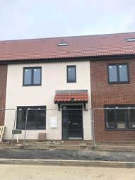 4 bed terraced house for sale in Plot 50 Wendover Park, Salhouse Road, Norwich NR13