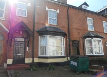 Thumbnail 1 bedroom flat to rent in Stirling Road, Edgbaston, Birmingham