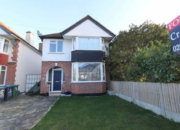 Thumbnail 3 bed detached house for sale in Manor Drive North, Worcester Park