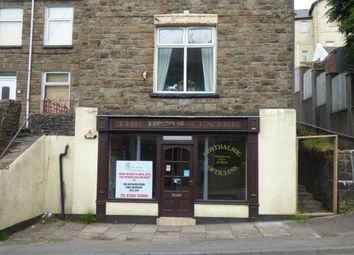 Retail premises for sale in Oxford Street, Pontycymmer CF32
