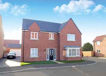 "Thumbnail 4 bed detached house for sale in ""The Cottingham"" at Showground Road, Malton"