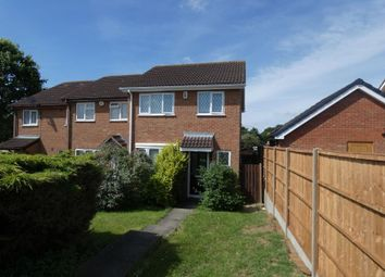 Thumbnail 3 bed end terrace house to rent in The Silver Birches, Kempston, Bedford