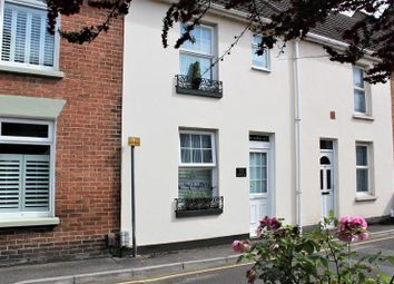 Thumbnail 4 bed terraced house for sale in Denmark Road, Heckford Park, Poole
