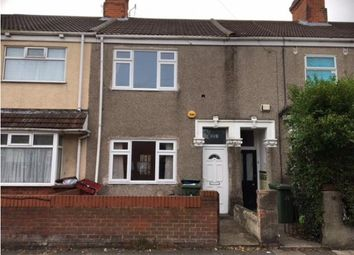 Thumbnail 3 bed terraced house for sale in Oxford Street, Grimsby