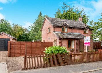 Thumbnail 3 bed detached house for sale in Mendlesham Green, Stowmarket