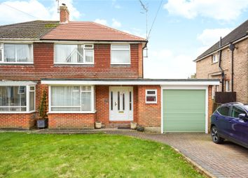 3 bed semi-detached house for sale in Beaufort Road, Reigate, Surrey RH2