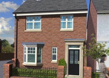 Thumbnail 4 bed detached house for sale in Laurel House, The Village Green, Wingate