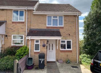 Thumbnail 2 bed end terrace house for sale in 7 Akeman Close, Yeovil