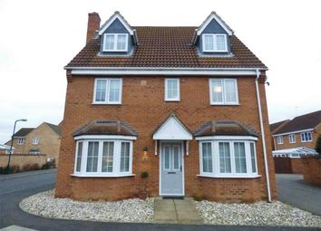 Thumbnail 5 bedroom detached house for sale in Hansel Close, Peterborough, Cambridgeshire