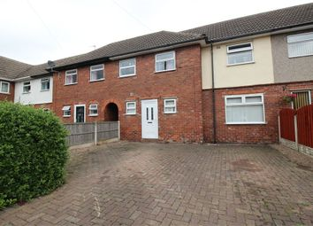 Thumbnail 4 bed terraced house for sale in Eastern Avenue, Dinnington, Sheffield, South Yorkshire