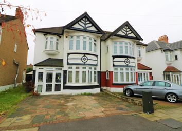 Thumbnail 3 bed semi-detached house for sale in Highwood Gardens, Ilford