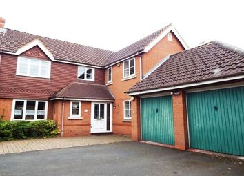 Thumbnail 5 bed property to rent in Bexmore Drive, Lichfield