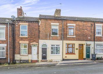 Thumbnail 2 bedroom terraced house to rent in Denbigh Street, Hanley, Stoke-On-Trent