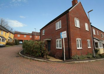 Thumbnail 3 bed end terrace house for sale in Grove Gate, Staplegrove, Taunton