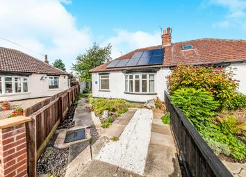 Thumbnail 2 bed semi-detached bungalow for sale in Broadgate Gardens, Middlesbrough