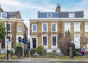4 bed semi-detached house for sale in Stockwell Park Crescent, London SW9