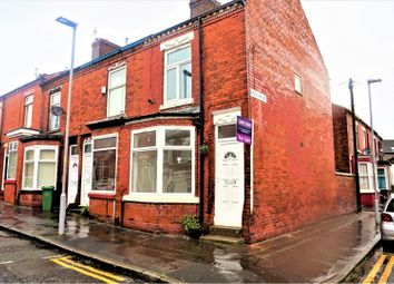 3 bed end terrace house for sale in Wareham Street, Manchester M8