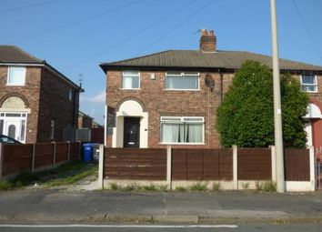 Thumbnail 3 bed semi-detached house for sale in Trafford Avenue, Warrington, Cheshire